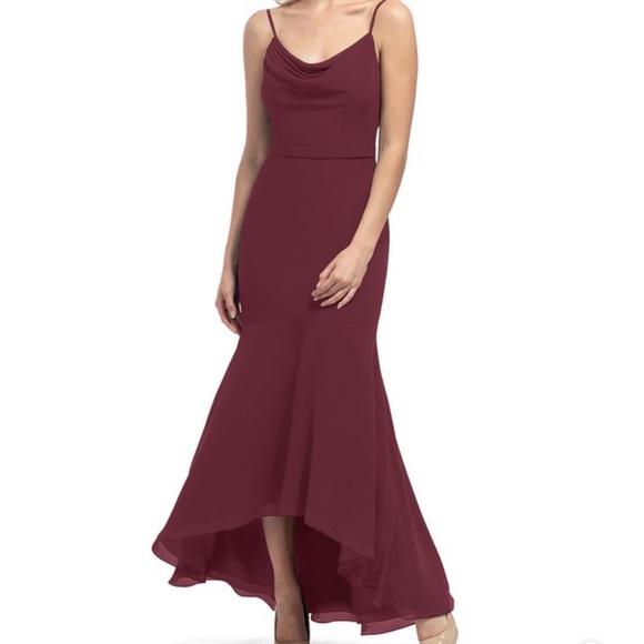 Azazie Dresses & Skirts - Azazie bridesmaid dress in Cabernet